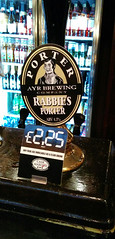 Ayr Rabbies Porter (DarloRich2009) Tags: beer ale brewery ayr porter bitter camra realale campaignforrealale handpull ayrbrewery ayrbrewingcompany ayrrabbiesporter rabbiesporter