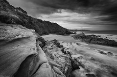 Thompson's Bay - Explored, 19 January 2016 (Nirun Dowlath) Tags: seascape southafrica mono blackwhite explore seashore kzn ballito sigma1020 thompsonsbay nikond90 bwnd110 nirundowalth