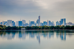 New York - Central Park - Jacqueline Kennedy Onassis Reservoir (viaggiatore16) Tags: nyc usa newyork centralpark bigapple