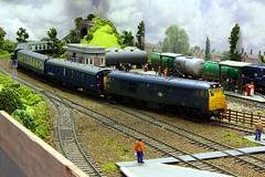 2016_01_19-7 (jonf45 - 2.5 million views-Thank you) Tags: city set train model railway plastic parcels network bachmann southeast moor oo gauge hornby inter nse langford heljan railfright