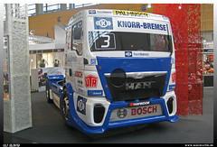 MAN Racetruck (uslovig) Tags: man truck germany toy deutschland nuremberg fair lorry camion messe nrnberg lastwagen lkw spielwarenmesse 2016 laster racetruck lastkraftwagen spielwaren