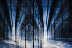 Feel free (radonracer) Tags: sky abstract architecture himmel motionblur fantasy digiart radonart