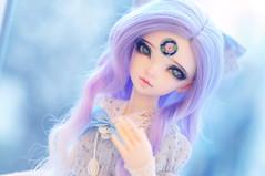 Ms Lotus <3 (Athena Roseanna Tse) Tags: doll lotus bjd fairyland luka balljointeddoll mnf minifee
