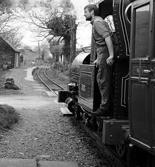 TR 43942bwcrmod (kgvuk) Tags: station trains railwaystation locomotive railways tr steamlocomotive northwales talyllyn brynglas narrowgaugerailway talyllynrailway 042st brynglasrailwaystation