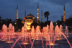 _EEU1073 (TC Yuen) Tags: turkey istanbul mosque bluemosque ottomanmosque