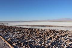Salt Lake (Alison Claire~) Tags: chile travel lake travelling nature water america canon de landscape outdoors eos san desert outdoor south salt pedro atacama traveling canoneos salar 600d canoneos600d