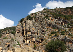 Turcja - Demre (tomek034 (Thank you for the 900 000 visits)) Tags: turkey turkiye demre turcja grobowce