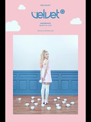[Vyrl] 160314 The Velvet - Yeri (redvelvetgallery) Tags: redvelvet teasers kpop yeri koreangirls vyrl thevelvet smtown  kpopgirls