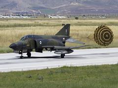 RF4E 7464 CLOFTING IMG_3099FL (Chris Lofting) Tags: mta phantom f4 larissa matia 348 7464 rf4e greekairforce lglr