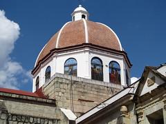 "Oaxaca: l'église Notre-Dame de Guadalupe <a style=""margin-left:10px; font-size:0.8em;"" href=""http://www.flickr.com/photos/127723101@N04/25616118486/"" target=""_blank"">@flickr</a>"