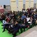 Jurados, invitados y medios de comunicación en la lectura de Palmarés