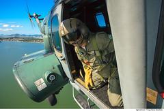 Mecnico do H-36 (Fora Area Brasileira - Pgina Oficial) Tags: fab sar treinamento carranca forcaaereabrasileira brazilianairforce buscaesalvamento fotojohnsonbarros carrancav operacaocarranca