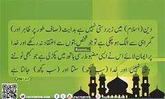 Surah Al-Baqrah Verse No 256 (faizme28) Tags: alquran albaqrah