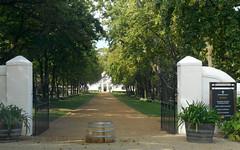 Boschendal Gate (RobW_) Tags: africa march gate south saturday western cape boschendal 2016 drakenstein 05mar2016