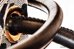 Michael Kors IMG_2443-1 (matwith1Tphotography) Tags: macro leather canon bag 500v20f 100mm macrophotography michaelkors macromonday