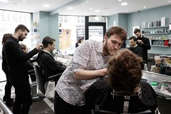 _T8A6891bd (labarbiredeparis) Tags: paris france art face sarah hair beard goatee moustache barbershop beaut barber salon innovation coiffeur barbe soin 1er extensions barbu coiffure capelli excellence masculin cheveux rasoir rasage 9e taille rase barbier shampooing condorcet coupechou barbiere coiffe bouc ras esthtique bertin pilation facehair poire barbire labarbiredeparis danielhamizi