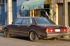 BMW 735i 1985 (RL GNZLZ) Tags: bmw 1985 bmw7series 735i bmw700