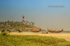 ( Explored  ) Chill out (www.amudhahariharan.com) Tags: beach canon matt landscape grain kerala spot tourist destination trivandrum kovalam amudhahariharan