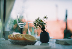 My wife shot (lisoidkotov) Tags: film zenit chamomile цветы апельсин пленка зенит ромашки гелиос гелиос44 рамонкi