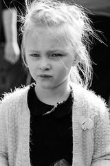 Julie (Jan Moons) Tags: portrait bw white black nikon julie 85mm portret 18mm nikond600