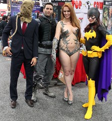 2014-Fans Dressed Up as Scarecrow-Witchblade & Batgirl at SDCC on Friday-06 (David Cummings62) Tags: california ca comics dc image sandiego cosplay scarecrow dressedup calif batman batgirl fans dccomics comiccon con cummings witchblade topcow davidcummings davecummings