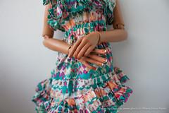 Manicura nueva (parfait_poupee) Tags: hands doll tan nails manicure bjd lina custom supiadoll