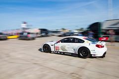 #100 Luhr-Edwards-Wittmer BMWTeamRLL BMW.M6.GTLM-1 (rickstratman26) Tags: cars car race racecar 1 florida united mobil racing bmw hours 12 sebring endurance m6 sportscar imsa gtlm