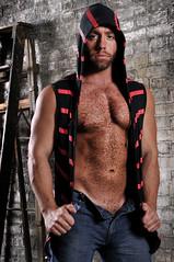 Eddy (Violentz) Tags: bear portrait hairy man male guy beard skin body muscle fitness bearded physique patricklentzphotography