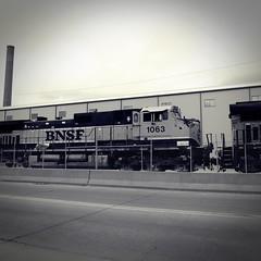 16 apr 16 2 (1)a (beihouphotography) Tags: railroad white black monochrome burlington north shops kansas fujifilm fe topeka northern locomotives x30 sante atchison photoscape