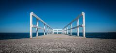 DSC_5984 (grahedphotography) Tags: bridge blue water skne sweden himmel sverige bro vatten resund ribban resundsbron klagshamn