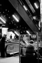 517-X102/015 (Jock?) Tags: street urban film shopping nikon kodak candid surveillance centre escalator australia melbourne victoria hawkeye rodinal s2 melbournecentral 5cm adonal 2485 nikkorhc