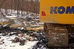 Full Contact (thetrick113) Tags: yellow machine equipment heavyequipment loader crush hdr komatsu processor excavator frontendloader shale rockcrusher wheelloader jawcrusher wa380 sonyslta65v pc360 komatsuwa380loader pc360jg 380jg komatsu380jgrockcrusher komatsupc360jgexcavator