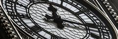 Big Ben (RobBominaar) Tags: uk england london clock weather thames dark big time ben bigben 2016