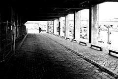 Between shade and light (pascalcolin1) Tags: light shadow blackandwhite seine noiretblanc lumire ombre shade streetview paris13 photoderue urbanarte photopascalcolin