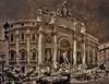 trevi fountain (Rex Montalban Photography) Tags: italy rome texture europe trevifountain rexmontalbanphotography