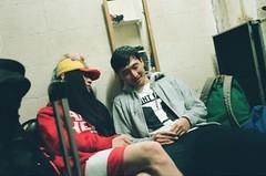 Mar.2016 / Japan (okamabu) Tags: party music film japan 35mm tokyo shimokitazawa haveaniceday gezan shimokitazawabasementbar shimokitazawathree morookamanabu  shioriikeno