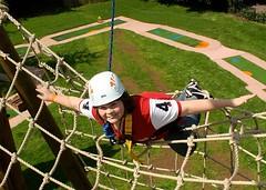 Boost your #event, flying high is the bomb. #fair #freefall #zipline #zipwire #thrill http://j.mp/1Qq4wmz (Skywalker Adventure Builders) Tags: design high construction course ropes zipline zipwire skywalker hochseilgarten waldseilpark klimpark klimbos