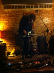 Vicuna Coat at the Thornbury Local 15/04/2016 (odeliagardens) Tags: music man who live coat gig australia melbourne andrew watson there local thornbury vicuna wasnt the