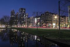 Mauritsweg (Steven Dijkshoorn) Tags: city urban netherlands rotterdam nederland 010 rotjeknor mauritsweg