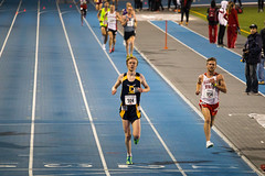 Drake Relays Distance (Phil Roeder) Tags: athletics track iowa athletes desmoines trackandfield drakerelays drakeuniversity drakestadium blueoval canonef70200mmf4lusm canon6d