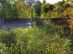 Main Street--Black River Bridge- Ramsay MI (1) (kevystew) Tags: bridge michigan ramsay us2 nationalregister nationalregisterofhistoricplaces gogebiccounty mainstreetblackriverbridge