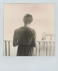 waiting (dfuster74) Tags: film polaroid photography instant analogue impossible roidweek pxfilm dfuster74 roidweek2016