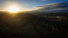 Smotte Pestello Montevarchi (Sdroneggiando) Tags: sunset sky clouds landscape tramonto montevarchi cielo tuscany toscana sole landschaft paesaggio valdarno drone phantom3 dji pestello smotte