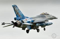 """ Strike Hard, Strike Home"" (SJAviation.net) Tags: nikon aviation military leeuwarden frisianflag belgianairforce f16am kleinebrogel 349th 10wing sjaviationnet frisianflag2016 349thfightersquadron"