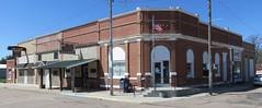 Post Office 68817 and Storefront Block (Ashton, Nebraska) (courthouselover) Tags: nebraska ne ashton sandhills postoffices greatplains shermancounty polishcommunitiesintheunitedstates