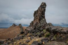 Shiprock (dogslobber) Tags: new rock landscape mexico ship formation geology volcanic shiprock geological