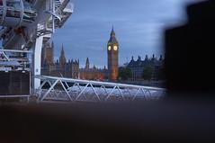 NEX-5N_15-07-17_DSC00308 (alexgascoigne) Tags: city blue london tower clock thames river evening twilight time dusk capital housesofparliament bigben landmark tourists southbank mp primeminister 2015 brendanandjonswedding