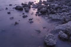 Smooth sea and hard rock (Pond Pisut) Tags: longexposure sea seascape nature rock landscape natural hard smooth naturelover naturescape landscapelover