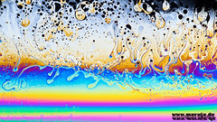 soap film (5) (michaelfritze) Tags: wasser bubbles drop splash liquids highspeed wassertropfen tropfen tats highspeedphotography fontne liquidart strobist farbtropfen hochgeschwindigkeitsfotografie liquiddrop stopshot michaelfritze