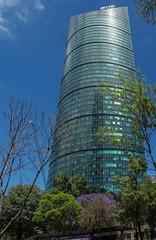 Torre mayor 101 (L Urquiza) Tags: city mexico arquitectura torre mayor ciudad paseo reforma ixe cdmx